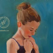 Ballerina's Prayer Cropped